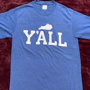 "Tops - Caturday ""Y'ALL"" t-shirt"
